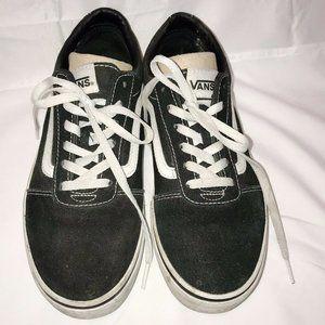 Vans Sneakers Size 6 Off The Wall Old Skool Skate